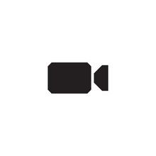 Video Camera Vector Illustration