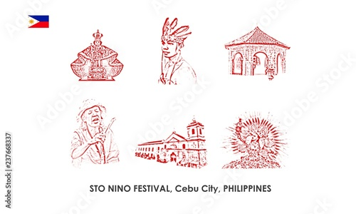 Icon for Philippines Sinulog Festival - Buy this stock