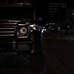 Mercedes G karavan