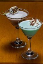 Creamy  Seasonal Cocktails