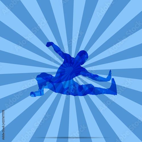 фотографія  Chinese Kung Fu Master
