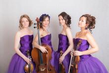 Quartet With Instruments