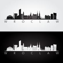 Wroclaw Skyline And Landmarks ...