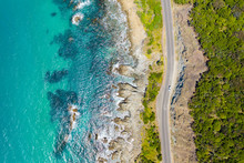 Great Ocean Road In Australia