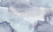 Winter Watercolor Texture.