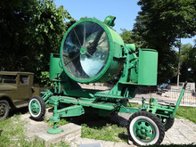Mobile Military Searchlight Pr...