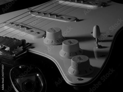 Fotomural Música de seis cuerdas