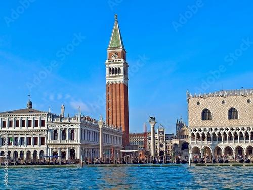 Fototapeta Markusplatz in Venedig