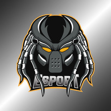 Predator Logo Esport Illustrat...