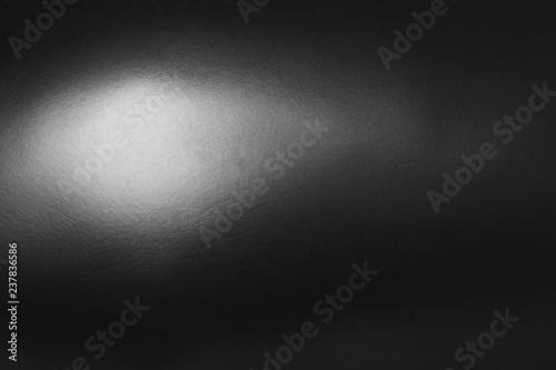 Spoed Foto op Canvas Licht, schaduw Dark gray abstract background or texture and gradients shadow