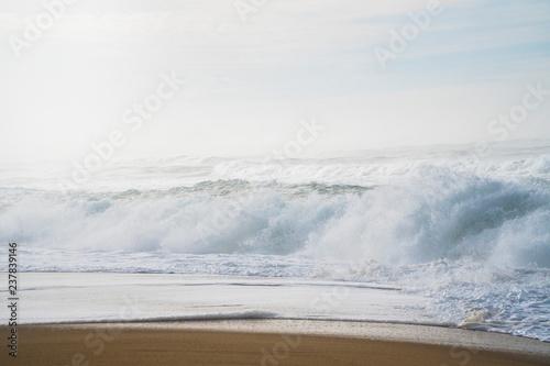 Fotografía Vague atlantique tempête