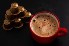 Caffeine Break, Morning Cup Of...
