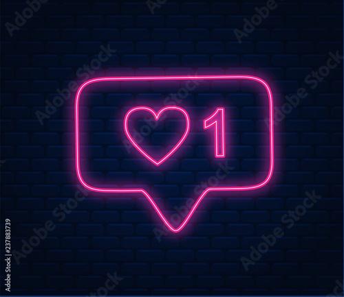 like vector neon. like background neon. like illustration neon.