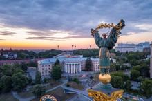 Kiev, Ukraine - May, 2018: Mon...