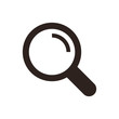 Search icon. Magnifying glass