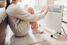 Using Heater At Home In Winter...