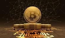 Golden Bitcoin, Illustration