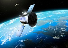 TESS Spacecraft, Illustration
