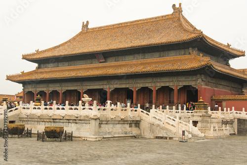 Forbidden City, China, Beijing,