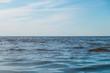 Baltic sea in Jurmala Latvia.