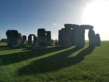 Stonehenge In England