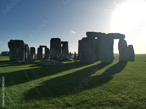 Cuadros en Lienzo stonehenge in england
