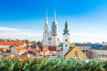 Croatian Capital Zagreb, C...