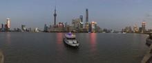 Shanghai - The Bund At Dawn