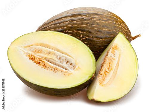 Obraz na płótnie piel de sapo melon