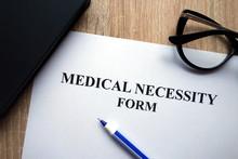 Medical Necessity Form, Pen An...