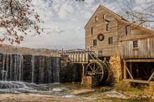 Historic Yates Mill Spillway, ...