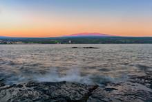 Mauna Loa Vocano As Viewed Fro...