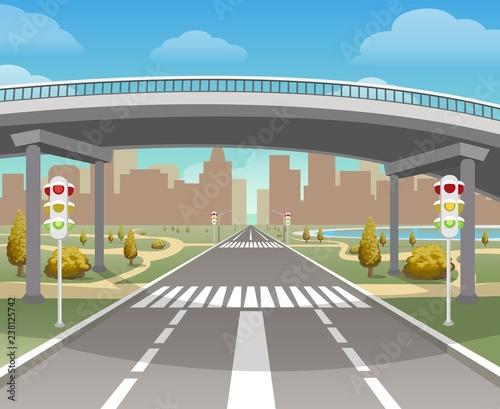 Fotografia Overpass