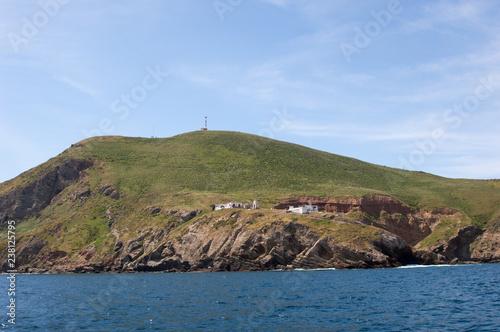 Fotografie, Obraz  lighthouse on the coast of coronado island