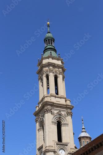 Fotografía  Torre iglesia