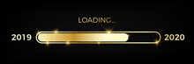 Golden Loading Screen Year 201...