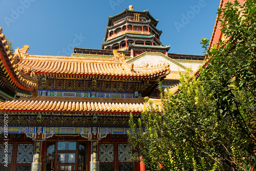 Emperor's Summer Palace, China, Beijing