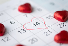 Valentines Day And Holidays Co...