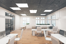 Contemporary Office Interior