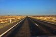 Mileage straight roads in South Australia