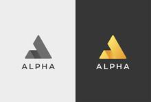Letter A Logo Icon Design Temp...