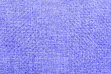 Burlap Background Colored In Blue And White Blend