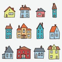 Cartoon Home Set