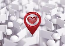 Favorite Place. 3D Rendering G...