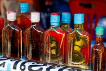 Snake And Scorpion Liquor Laos