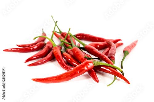 Chilli Pepper Close up
