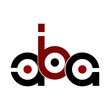 aba initials letter company logo