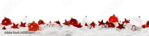 Obraz Christmas decoration frame - fototapety do salonu