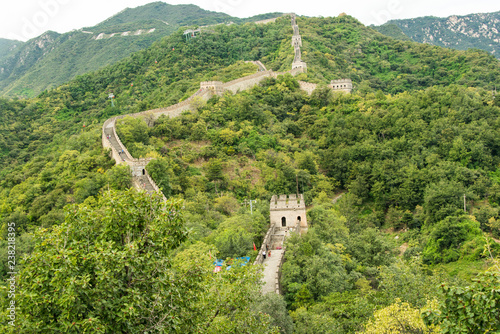 Great Wall of China, Mutianyu site, China