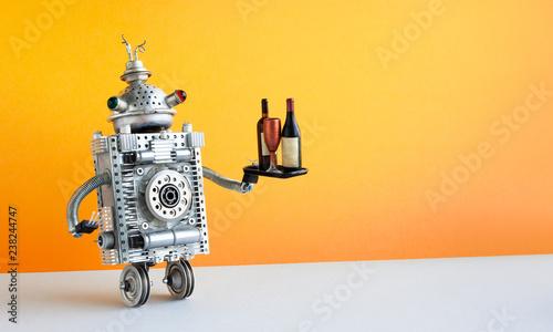 Fotografie, Obraz  Restaurant automation service concept